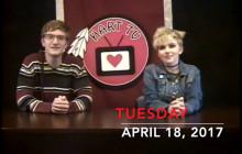 Hart TV, 4-18-17   Paul Revere's Ride