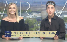 West Ranch TV, 4-28-17   2017 Prom Court