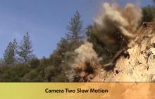 Caltrans News Flash: SR-26 Rock Blast