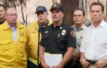 Press Conference: Station Fire Update