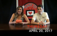 Hart TV, 4-20-17 | Mother Earthbound Day