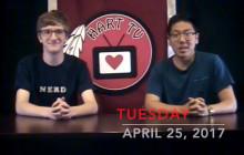 Hart TV, 4-25-17   Double Helix Day
