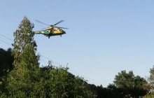 April 10, 2017: Stabbing Victim Identified; Hiker Rescued; More