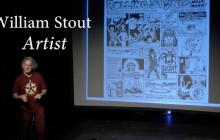 The ARTree Speaker Series: Artist William Stout