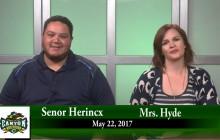 Canyon News Network, 5-22-17 | Teacher's Week