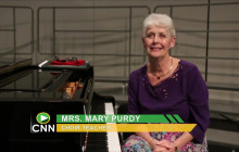 Canyon News Network, 5-17-17   Farewell to Mrs. Purdy