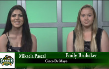 Canyon News Network, 5-5-17   Dance Commercial and Teacher Appreciation