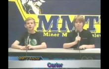 Miner Morning TV, 5-18-17