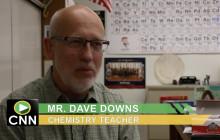 Chemistry Teacher Dave Downs Says Goodbye to Canyon High School