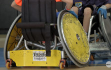 Triumph Foundation Brings All Athletes Together at Wheelchair Sports Festival