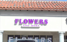 Mother's Day at Flowers and More