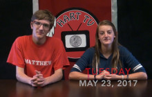 Hart TV, 5-23-17 | Lucky Penny Day