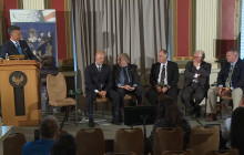 Veterans History Project Panel Discuss Effects of PTSD