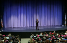 Congressman Steve Knight Holds 25th District Town Hall in Santa Clarita