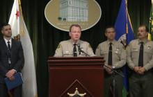 Sheriff McDonnell Announces Deployment of Anti-Opioid Nasal Spray