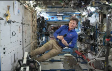 Life in Space: Record-Breaking Mission on The Orbital Laboratory
