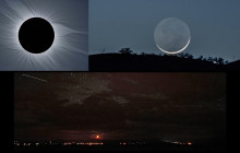 Whats Up for July: Solar Eclipse and Meteor Showers