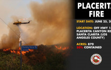 Fire Situation Report, June 26, 2017