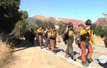 June 26, 2017: Castaic Home Invasion; Placerita Fire; more