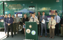 Sheriffs Announce Recent Narcotics Operations in SCV