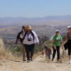 Newhall Pass Open Space Ribbon Cutting