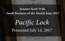 Small Business of the Month: Pacific Lock Company