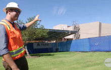 Saugus High School PAC Construction Continues to Move Forward
