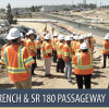 All Aboard: #Iwillride Student Symposium and Construction Tour
