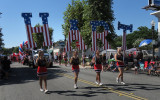 2017 Santa Clarita Fourth of July Parade: Photo Gallery