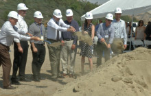 Groundbreaking Ceremony for Medical Offices Canyon Country