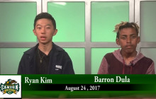 Canyon News Network, 8-24-17 | Club Rush