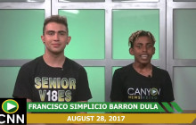 Canyon News Network, 8-28-17 | Monday Morning Message
