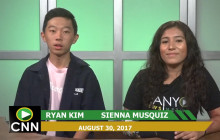Canyon News Network, 8-30-17 | Reach Class