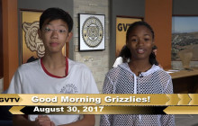 Golden Valley TV, 8-30-17 | CSF