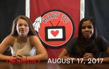 Hart TV, 8-17-17 | 2017 Thrift Shop Day & New Teacher Spotlight