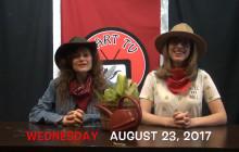 Hart TV, 8-23-17 | National Corn Day & New Teacher Interview