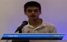 Placerita Junior High: Miner Morning TV, 08-28-17