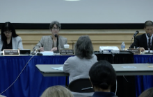 January 12, 2017: Public Hearing on Newhall Ranch Development