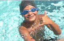 'Summer Splash Series' Finals at Aquatic Center
