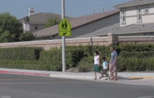 Back To School Safety Month – Pedestrian & Bicycle Safety Tips