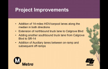 Public Meeting: I-5 Improvements in North County