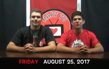 Hart TV, 8-25-17 | Comic Strip Day