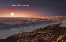 This Week At NASA: Earth like Atmosphere Unlikely to Survive Exoplanet's Orbit