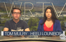West Ranch TV, 9-11-17 | First Responder Story; Club and Sports News