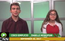 Canyon News Network, 9-29-17 | Misinformation Segment