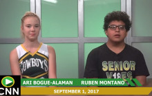 Canyon News Network, 9-1-17 | Rally Preview