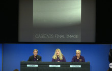 NASA's Cassini Mission Successfully Ends, Project Members Rejoice, Remember