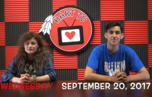 Hart TV, 9-20-17 | Pepperoni Pizza Day