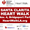 2017 Heart Walk in Santa Clarita