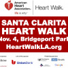 2017 Heart Walk in Santa Clarita